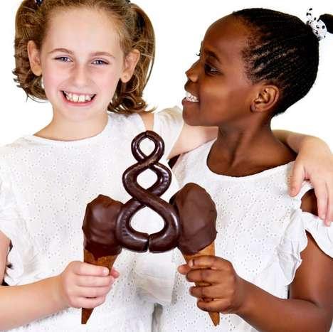 Interconnected Friendship Ice Creams