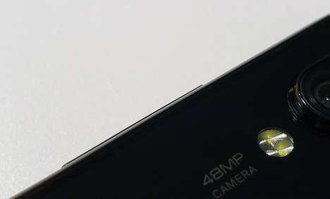 High Megapixel Smartphone Cameras