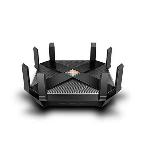 Next-Gen Quad-Core Routers - The TP-Link AX6000 Router is Ideal for Gaming, Streaming and More