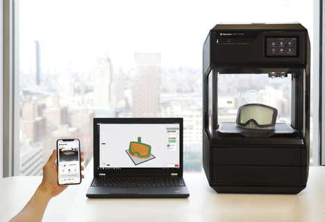 Affordable High-Performance 3D Printers