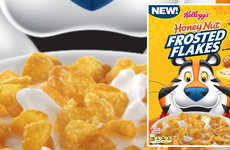 Balanced Honey-Infused Cereals