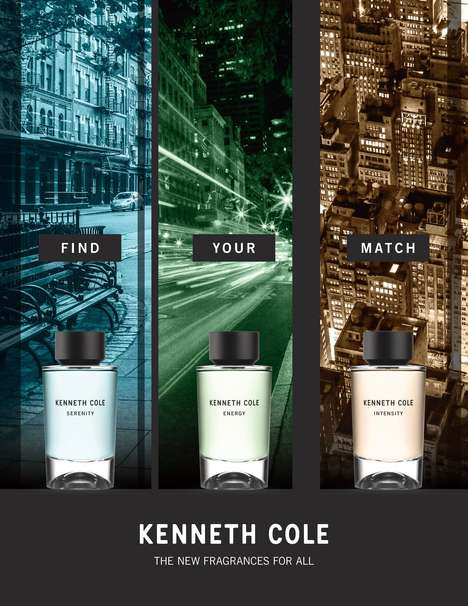 Customizable Fragrance Trios