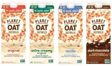 Oat-Based Beverages