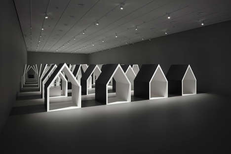 Impossible Geometry Exhibitions - Nendo Curates an MC Escher-Inspired Exhibit in Melbourne