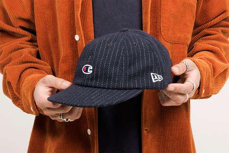 Cozy Branded Wool Caps
