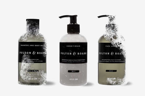 Vitamin-Enriched Shower Kits - The Fulton & Roark Shower Better Kit Comes with Three Essentials