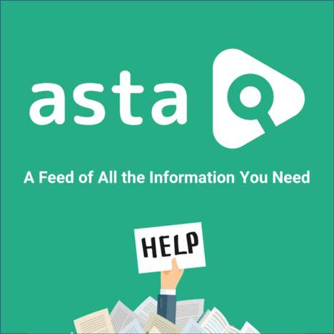 Info-Prompting Productivity Solutions - 'Asta' Aids Productivity by Pulling Up Essential Info