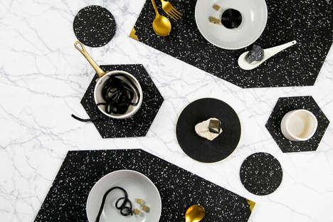 Artfully Elegant Dinner Settings