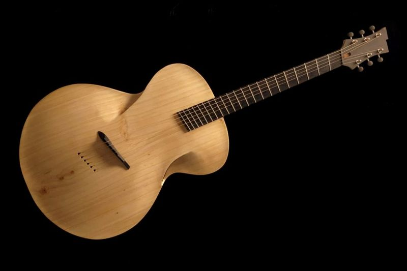 Modernized Acoustic Guitars