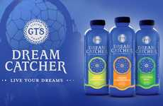 "Sparkling CBD Beverages - GT's Living Foods' 'Dream Catcher' is an All-New ""Wellness Water"""