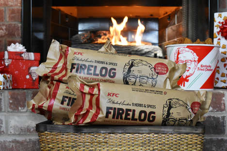 Scented Eco Firelogs