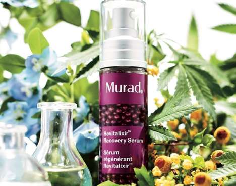 Revitalizing Preservative Serums