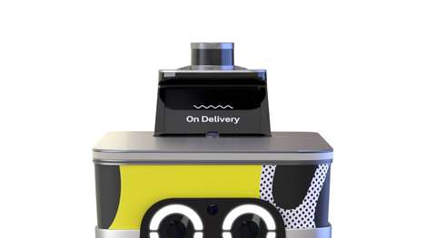 Friendly Delivery Robots