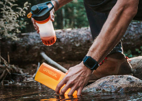 Ultra-Fast Adventurer Water Purifiers