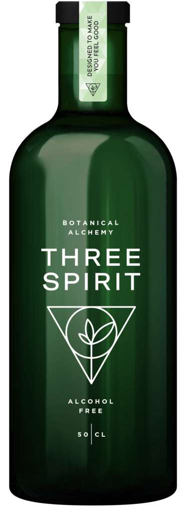 Uplifting Alcohol-Free Elixirs - Three Spirit Replicates the Positive Effects of Alcohol with Plants
