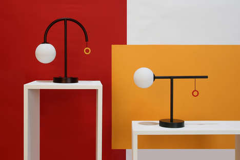 Elegantly Balanced Designer Lamps