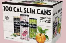 Low-Calorie Cider Packs - The Strongbow 100 Cal Variety Pack Contains Three Different Flavors