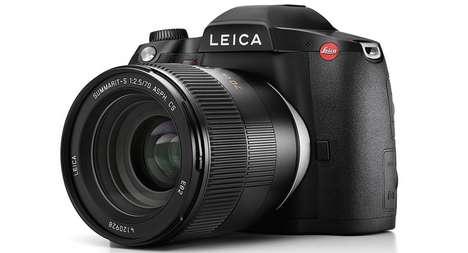 Redesigned Flagship Cameras