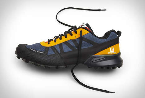 Protective Multi-Terrain Shoes