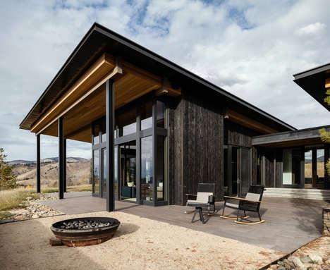 Contemporary Mountainous Dwellings