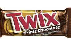 Triple-Flavor Candy Bars