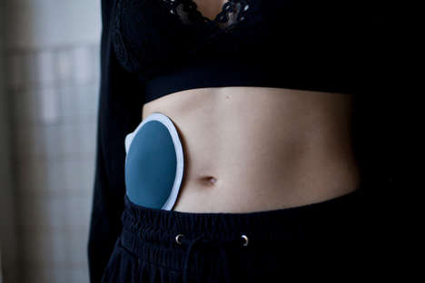 Redesigned Ostomy Bags - Teddy Schuyers Creates a More Dynamic Version of the Ostomy Bag