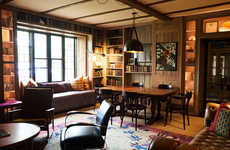 Rustic English-Style Hotels