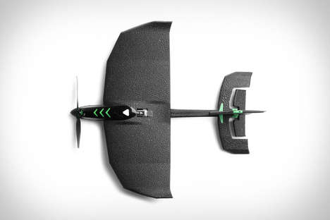 Durable Durinum-Made Drones - The TobyRich SmartPlane Pro Drone Requires No Assembly