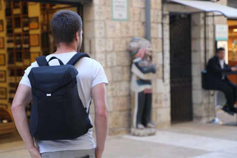 Posture-Supporting Backpacks