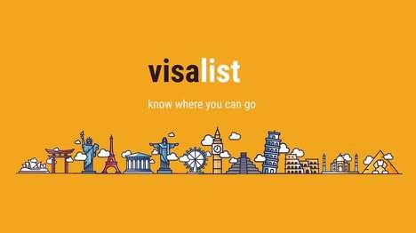 International Travel Preparation Platforms