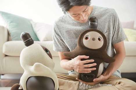 Emotional Robotic Toy Companions