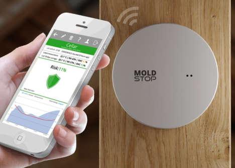 Mold-Detecting Home Sensors