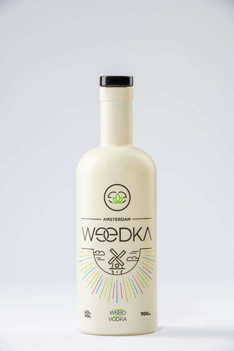 Cannabis-Flavored Vodkas