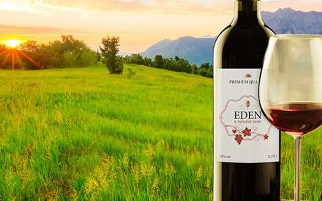 Eco-Friendly Wine Labels