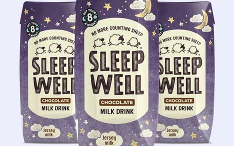 Chocolatey Sleep Aid Drinks
