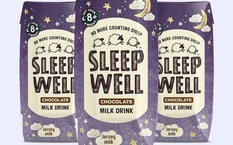 Chocolatey Sleep Aid Drinks