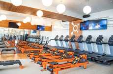 In-Hotel Pop-Up Gyms - Orangetheory is Catering to Travelers with Six-Month Hotel Pop-Ups