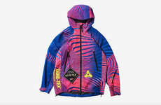 Vibrant Performance Shell Jackets