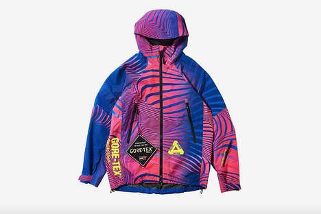 Vibrant Performance Shell Jackets