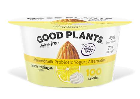 Probiotic Yogurt Alternatives