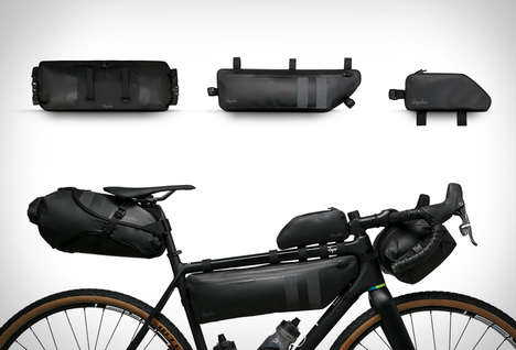 Cyclist Commuter Gear Cases