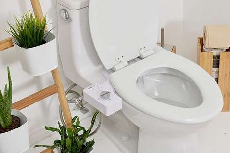 Aftermarket Bathroom Bidet Devices