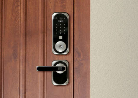 Biometric Entryway Locks