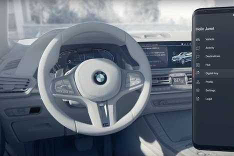 NFC Car Keys