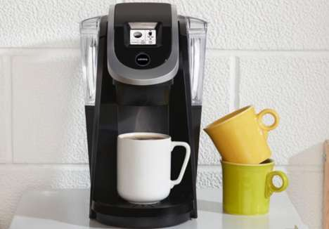 Intelligent Countertop Coffee Brewers