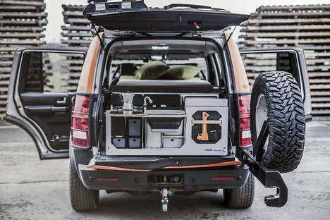 Backcountry Car Kitchen Kits