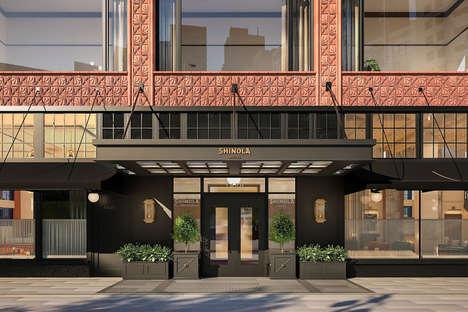 Designer Americana Brand Hotels