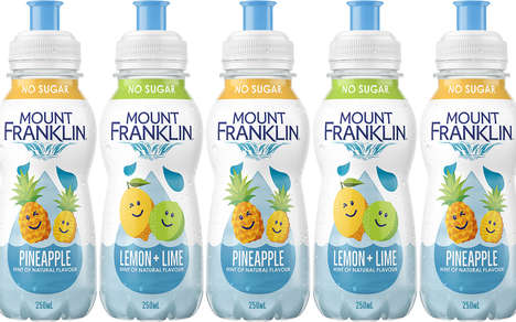 Naturally Flavored Child Drinks