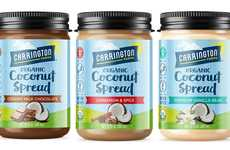 Vegan Coconut-Based Spreads