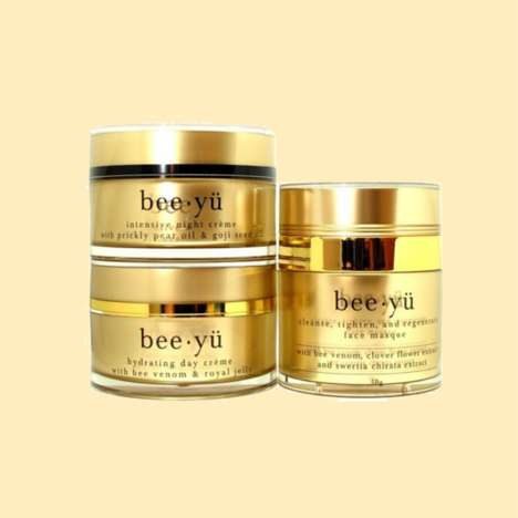 Glow-Boosting Honey Skincare